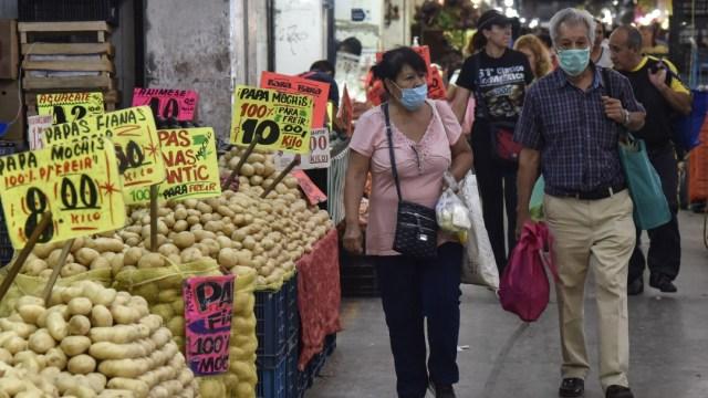 Foto: ¿Cómo evitar subir de peso durante la cuarentena por coronavirus?, 3 de abril de 2020, (GALO CAÑAS /CUARTOSCURO.COM)
