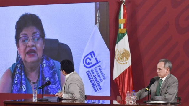 Foto: No habrá impunidad para agresiones a personal de salud: Fiscalía de CDMX, 24 de abril de 2020, (MARIO JASSO /CUARTOSCURO.COM)