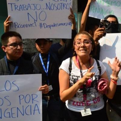 Como los contagios, aumentan despidos por coronavirus en México