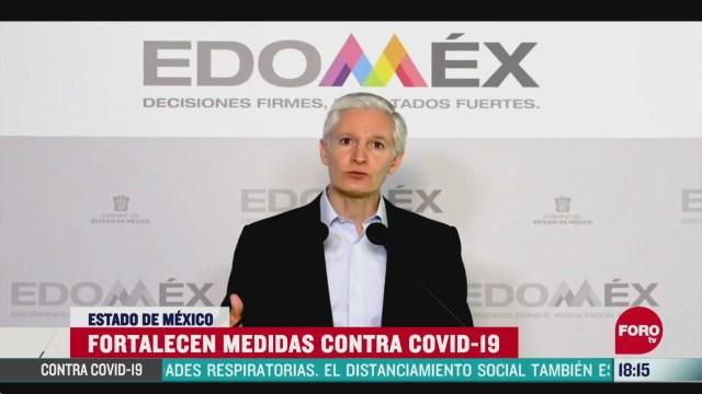FOTO: edomex fortalece medidas contra coronavirus