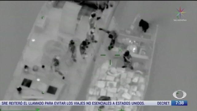 eeuu lanza operativo contra narcotrafico