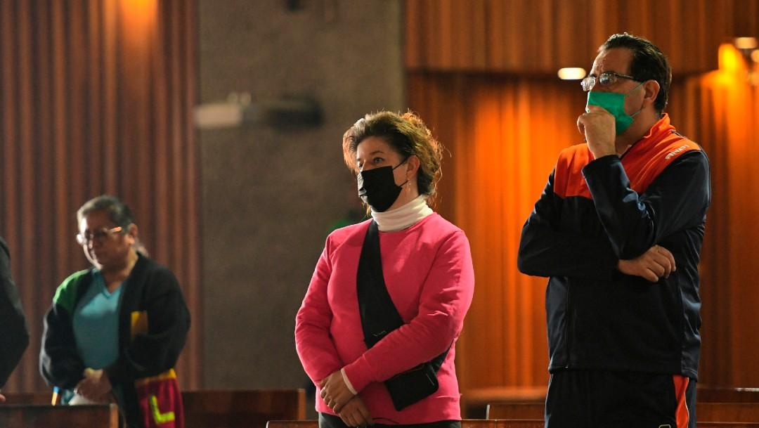 Foto: El coronavirus no se ha salido de control en México, dice AMLO