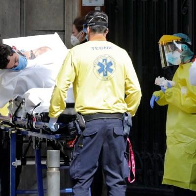 Foto: Alertan sobre posible nuevo brote internacional de coronavirus en otoño