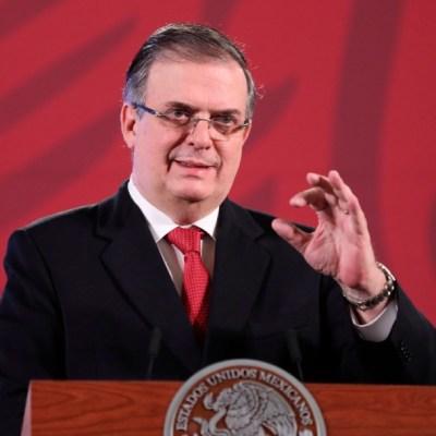 Ebrard: Acuerdo histórico de México en la ONU para atender coronavirus
