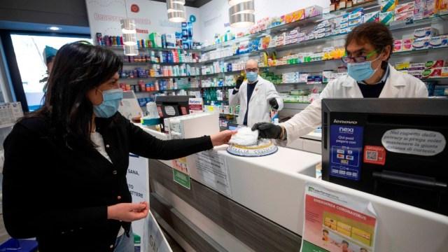 Foto: Italia supera los 18,000 fallecidos por coronavirus; alista ampliar confinamiento