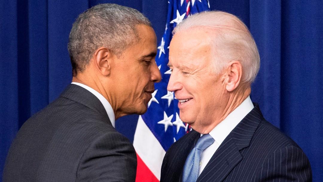 Foto: Obama apoya candidatura de Biden, en intento de unir a demócratas