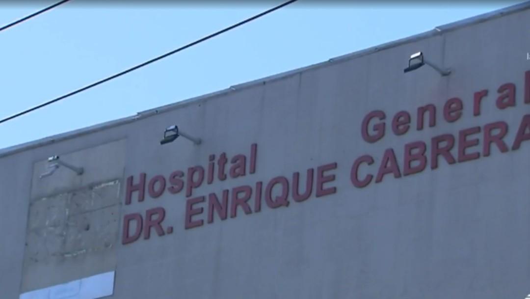 Foto: El hospital Enrique Cabrera, en la CDMX, acondicionado para pacientes de coronavirus