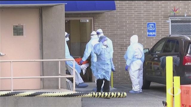 Foto: Coronavirus Mundo Suman 59 Mil 164 Fallecimientos 3 Abril 2020