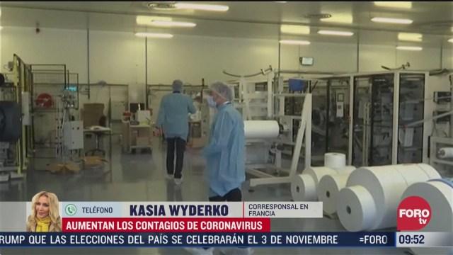 FOTO: 4 de abril 2020, en francia se reportan mas de 64 mil casos de coronavirus