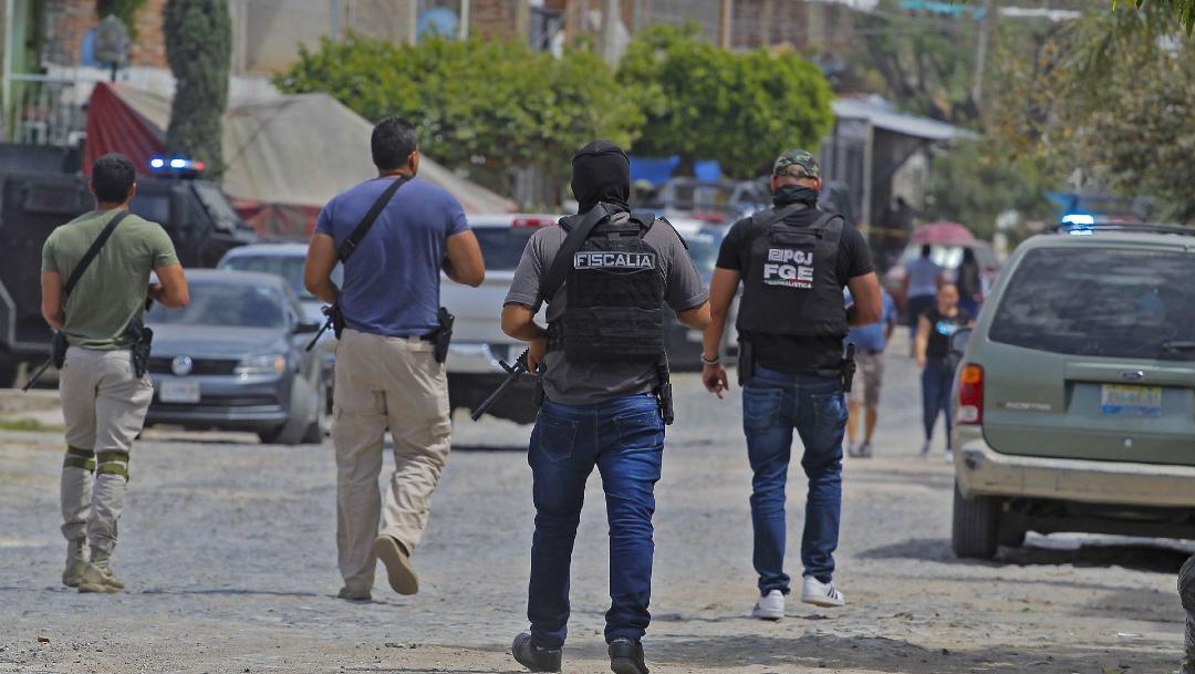 FOTO: Enfrentamiento entre grupos armados deja tres muertos en Sonora, el 19 de abril de 2020