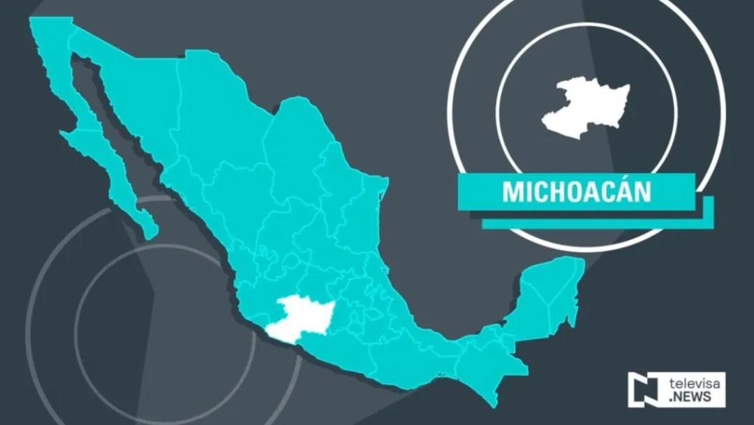 FOTO: Se registraron enfrentamientos en diferentes puntos de Michoacán, el 4 abril de 2020