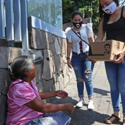 Entregas de despensas por grupos criminales, hechos aislados: Segob