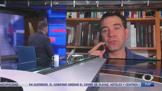entrevista con lorenzo cordova para despierta