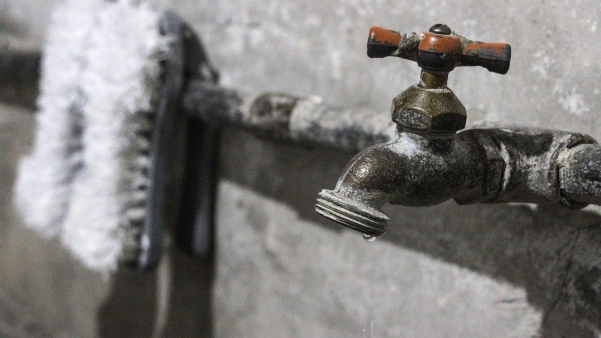 Reducirán 50% suministro de agua en CDMX y Edomex