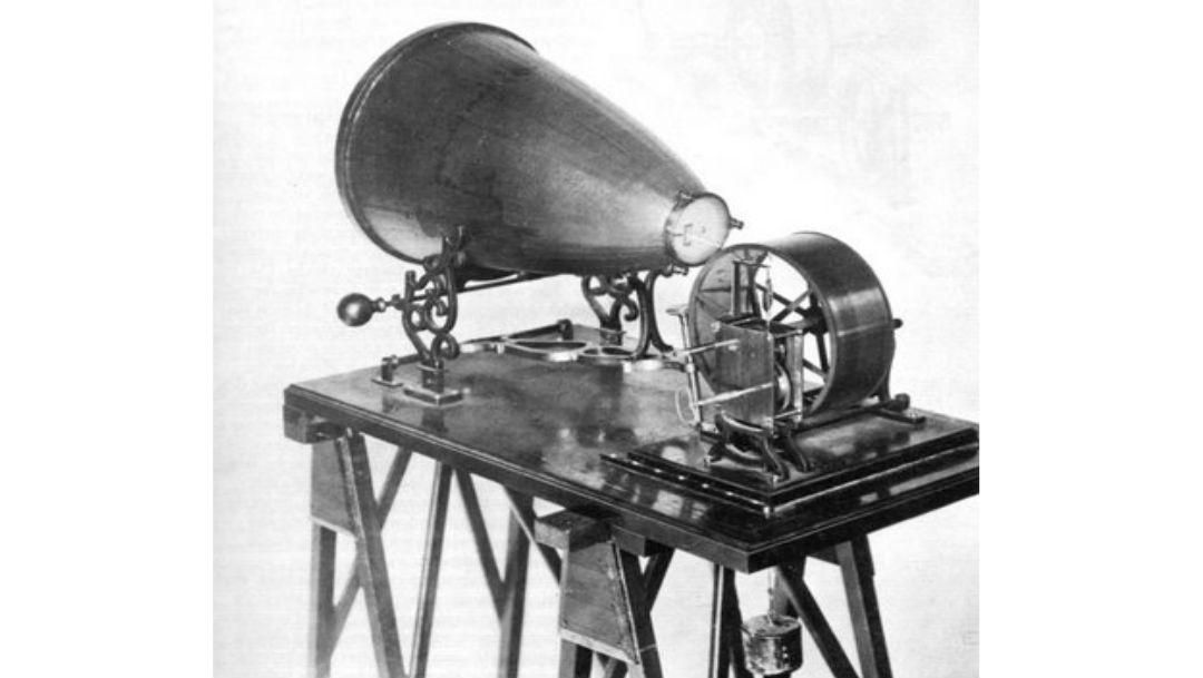 Foto Primera grabación de una voz humana cumple 160 años, escúchala aquí 10 abril 2020