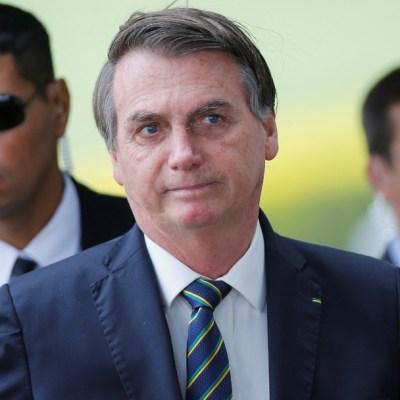 Bolsonaro se somete a prueba por sospecha de coronavirus