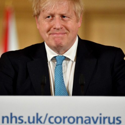 Foto: Boris Johnson, primero ministro bitránico. Getty Images