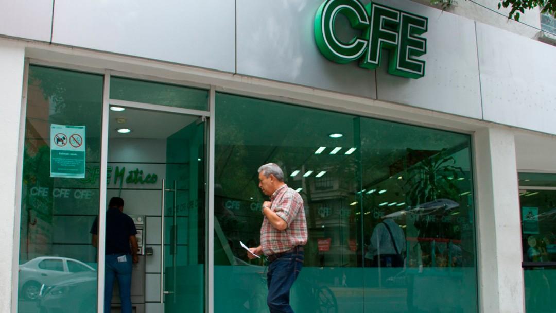FOTO: Comisión de Energía de San Lázaro pide a CFE postergar cobros, el 02 de mayo de 2020