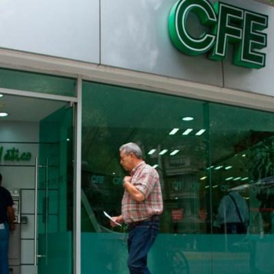 Comisión de Energía de San Lázaro pide a CFE postergar cobros