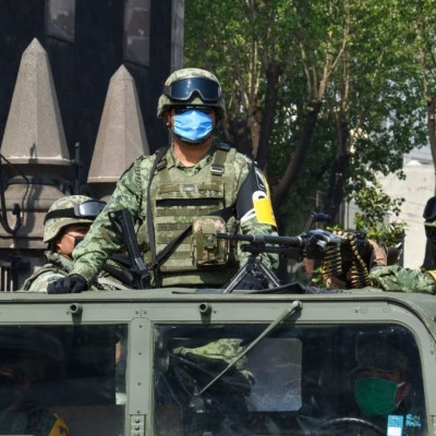Abaten a presunto delincuente tras enfrentamiento con la GN en Guanajuato