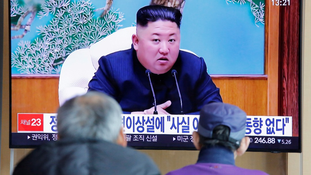 Foto: Kim Jong-un, líder de Corea del Norte. Reuters/Archivo