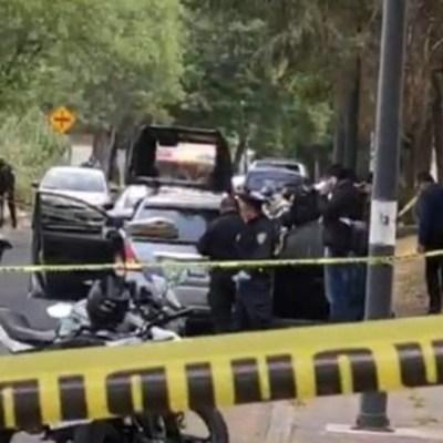 Intento de asalto deja un muerto en la alcaldía Miguel Hidalgo, CDMX