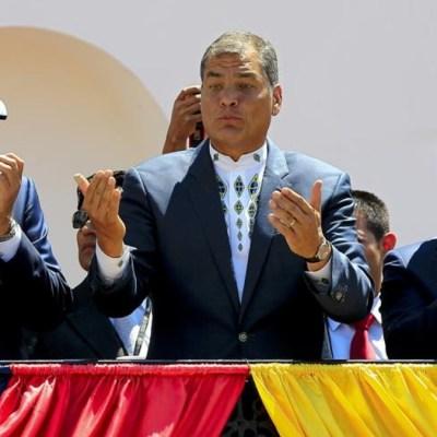 Rafael Correa es condenado a 8 años de cárcel