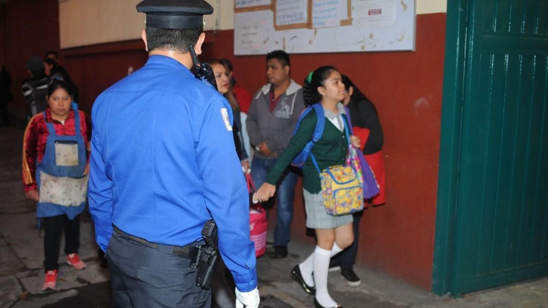 Foto: Regreso a clases en la Ciudad de México. Cuartoscuro/Archivo