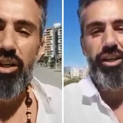 Video: Argentino es detenido por llamar a la gente a romper el aislamiento social