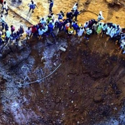 Confunden explosión con caída de meteorito en Nigeria