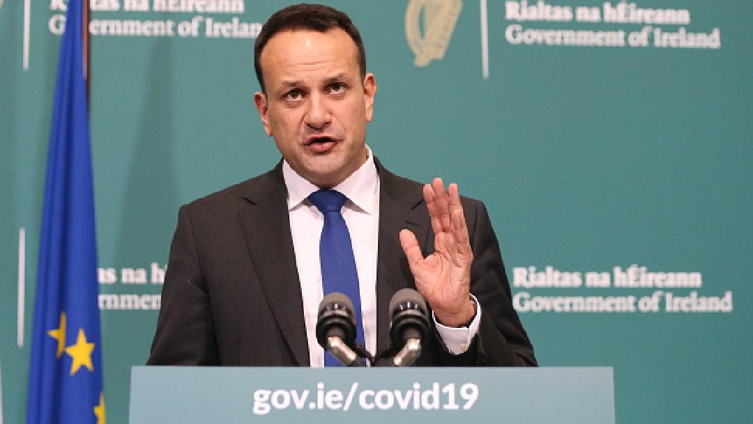 Foto: Coronavirus: Primer ministro irlandés ofrece su ayuda como médico, 5 de abril de 2020, (Getty Images, archivo)