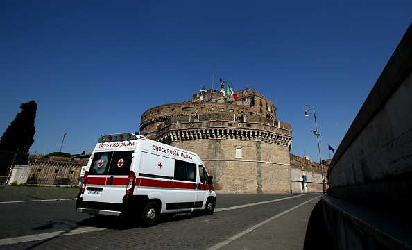 Foto: Coronavirus: Italia supera las 15 mil muertes, 4 de abril de 2020, (Getty Images, archivo)