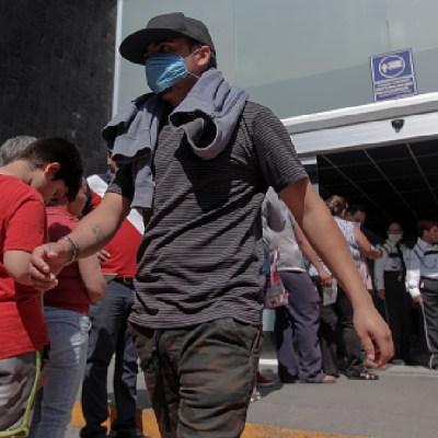 Secretaría de Salud emite lineamientos para manejo de familiares agresivos ante coronavirus