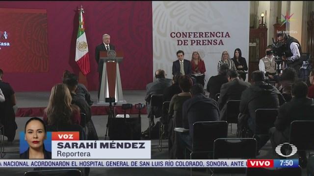 gobierno de amlo explica como se daran los creditos a empresas durante contingencia
