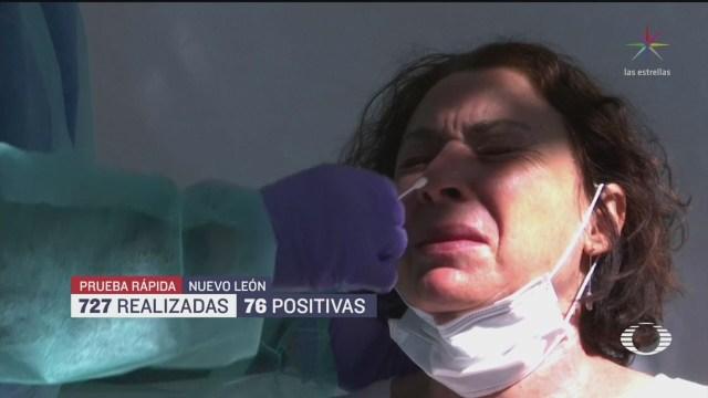 Foto: Coronavirus Nuevo León Realiza Pruebas Gratis Covid-19 1 Abril 2020