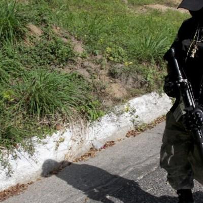 Civiles armados bloquean accesos a visitantes por coronavirus en Guerrero