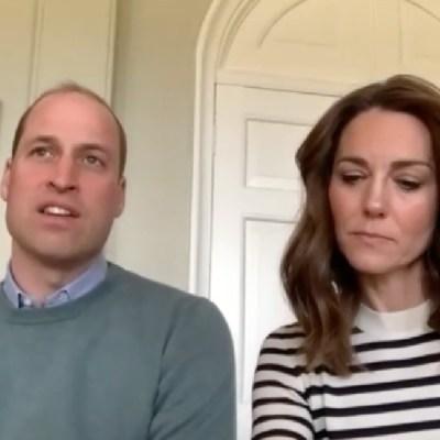 Duques de Cambridge hablan del impacto del confinamiento por coronavirus para la salud mental