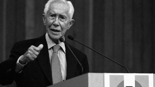 EPN lamenta muerte de exgobernador Ignacio Pichardo