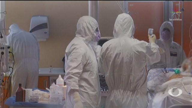 Foto: Coronavirus Italia Epicentro Pandemia Covid-19 Europa 2 Abril 2020