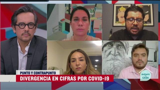 Foto: Coronavirus Baja California Jaime Bonilla Dudas Debate Cifras Casos Contagios 20 Abril 2020