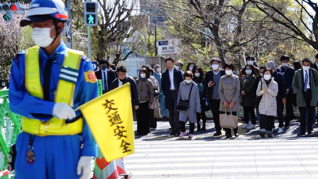 Coronavirus: Japón llega a 5 mil casos y Tokio nuevo récord