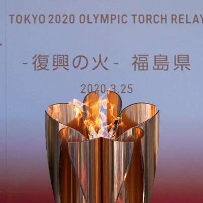 Retiran llama olímpica de su exposición pública en Japón