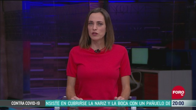 Foto: Las Noticias Ana Francisca Vega Programa Completo Forotv 7 Abril 2020