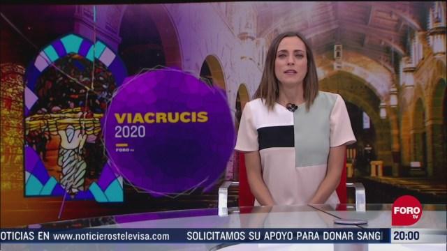 Foto: Las Noticias Ana Francisca Vega Programa Completo Forotv 9 Abril 2020