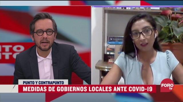 Foto: Coronavirus Medidas Económicas Ejecutivo Federal Covid-19 1 Abril 2020