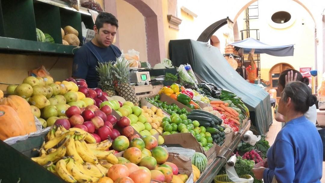 La aceleración estuvo asociada principalmente a incrementos en los precios de frutas y verduras