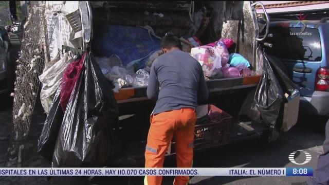 mexicanos generan 1 2 kilogramos de basura al dia