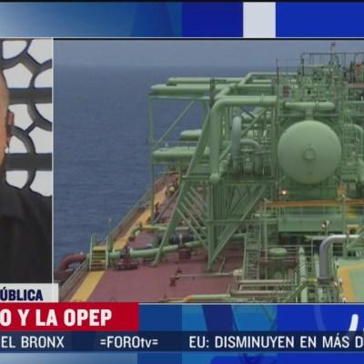 México y la OPEP