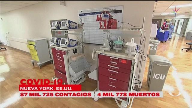 Foto: Coronavirus Mortalidad Covid-19 10 Veces Mayor Gripe Oms 9 Abril 2020