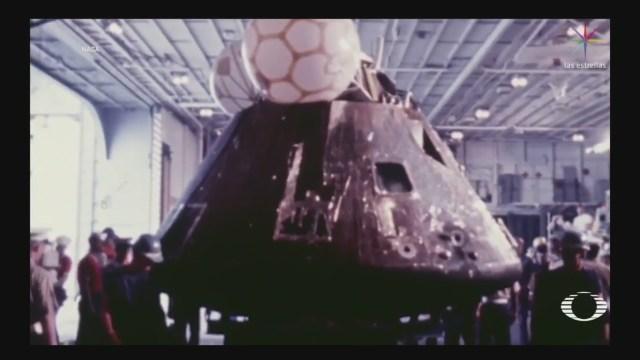 Foto: Nasa Celebra 50 Años Misión Apolo 13 13 Abril 2020